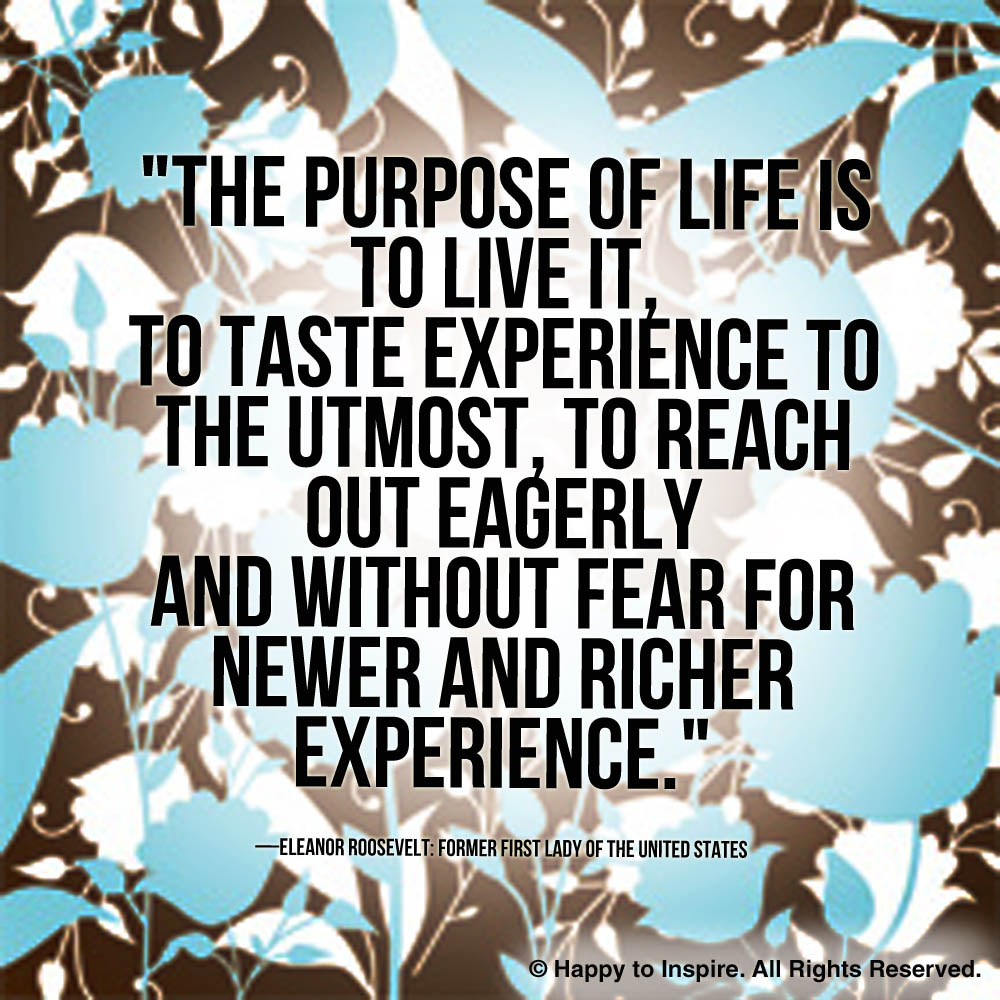 the purpose of life is a Here are 7 ways to tell if you're not living your highest purpose in life (plus 7 tips  and tricks that you can use to help you find your purpose.